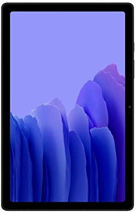 Samsung Electronics A7 Tablet 10.4 Wi-Fi 64 GB Gray (Renewed)