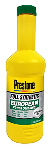 Prestone AS268 Power Steering Fluid for European Vehicles - 12 oz. (Pentosin Power Steering)