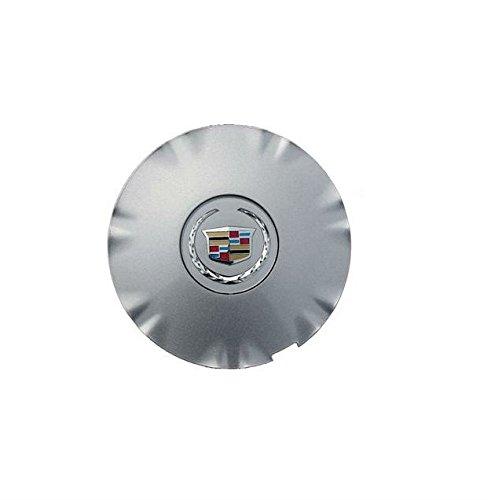 18 Inch 2010 2011 2012 2013 Cadillac SRX Factory Original Oem Silver Painted Center Cap Wheel Rim Cover Hubcap