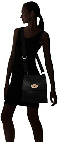 Body Black Black Bag Cross Women's SwankySwans Crossbody Amanda qw66I0