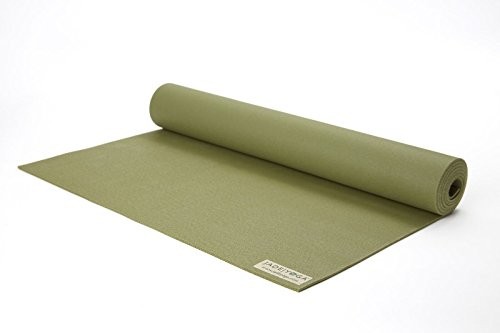 Jade 68-Inch by 1/8-Inch Travel Yoga Mat (Olive Green)