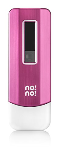 no!no! PRO Hair Removal Device, Pink (No No Hair Removal As Seen On Tv)