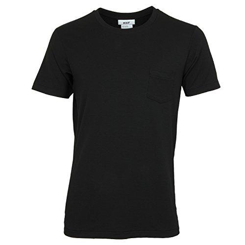 折る自由恐れるMXP(エムエックスピー) Fine Dry S/S Pocket Crew ファインドライ クルーネック ポケット付き半袖シャツ(メンズ) MX16103