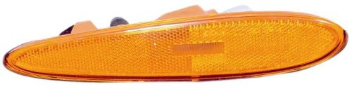 Depo 315-1415L-AS Nissan Maxima Driver Side Replacement Front Side Marker Lamp Assembly
