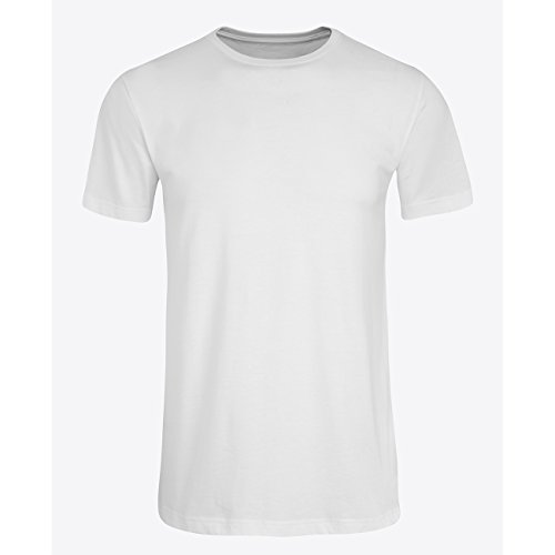 Jockey Übergrößen Shirt in Weiß von bis 6XL