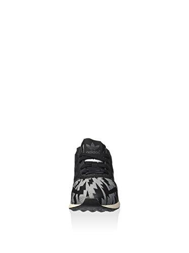 adidas los Angeles, Zapatillas para Hombre Negro / Gris