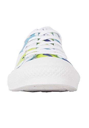 Converse Chuck Taylor Premium Ox 537173, Color Blanco, Talla 41