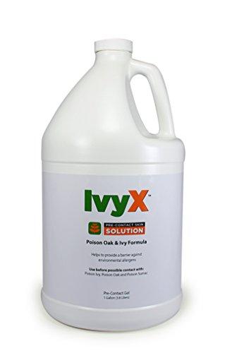 IvyX Pre-Contact Solution, 1 Gallon Jug (Jug Ivy)