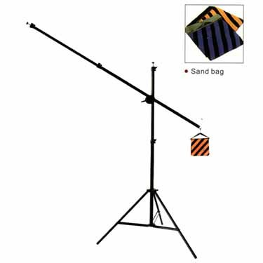 (RPS Studio 6 Feet Medium Boom Stand with Boom)