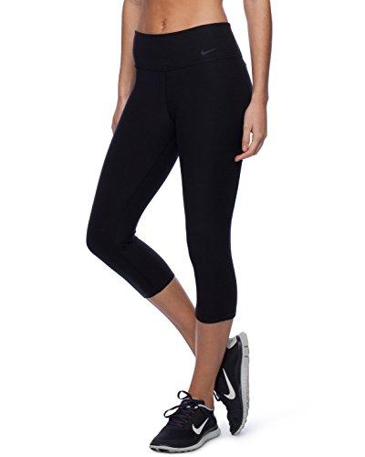 Nike Women's Legend 2.0 Tight Poly Capri Black/cool Grey X-large