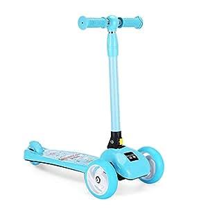Patinete- Kick Scooter para Niños, 3 Ruedas para Niños ...