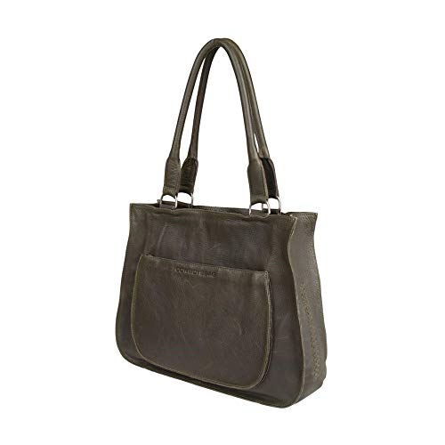 Wristlet Quinby cm 4x4x4 H Women's B x T Cowboysbag Forest Bag Green Green q58FEPty