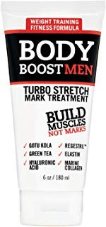 Body Boost Men Turbo Stretch Mark Treatment