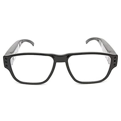 ea6afd3cb6b7 Image Unavailable. Image not available for. Color  Lawmate Covert Hidden  Camera Clear Spy Cam Glasses ...