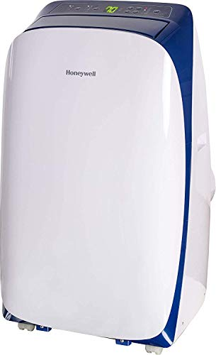 Honeywell HL14CESWB Air Conditioner, 14,000 BTU, Blue/White