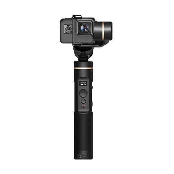 RetinaPix FeiyuTech G6 3-Axis Handheld Gimbal Compatible with Go Pro Hero Black Series