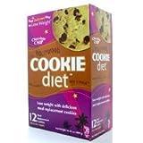 Cheap Hollywood Diet Cookie Diet Choc Chip Box