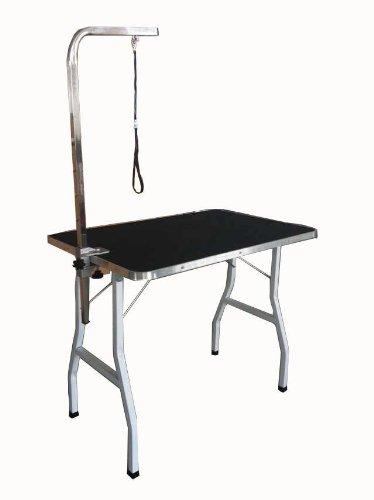 Bestpet Large Adjustable Pet Dog Grooming Table