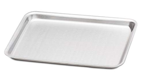 360 Stainless Steel Jelly Roll Pan, Handcrafted in the USA, 5 Ply, Surgical Grade Stainless Bakeware, Dishwasher Safe, Professional Grade, Use as Baking Pan, Roasting Pan  (14