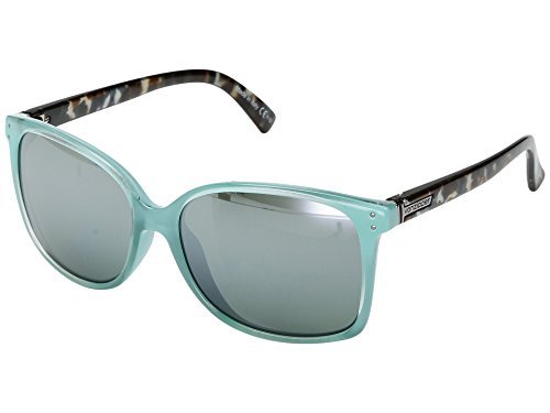 Mint Green Sunglasses - VonZipper Adult Castaway Sunglasses, Mint Crystal