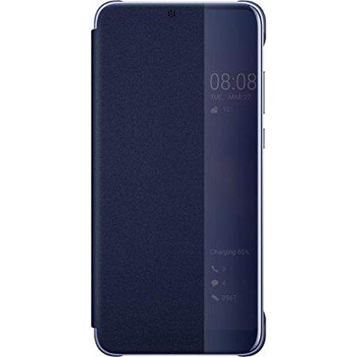 Huawei P20 Pro Smart View Flip case - Blue