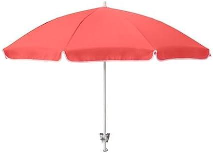 ramsö – Sombrilla, Color Rojo Claro: IKEA of Sweden: Amazon.es: Hogar