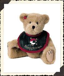 Boyd's T.J.'s Best Dressed Collection Bear Baby Noel wearing a