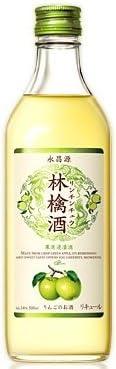 中国酒 永昌源 林檎酒(リンゴ酒) 14% 500ml.e602