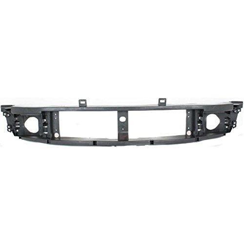 (Header Panel Compatible with Ford Explorer/Explorer Police 11-15 Inner Grille Mounting Panel Black)