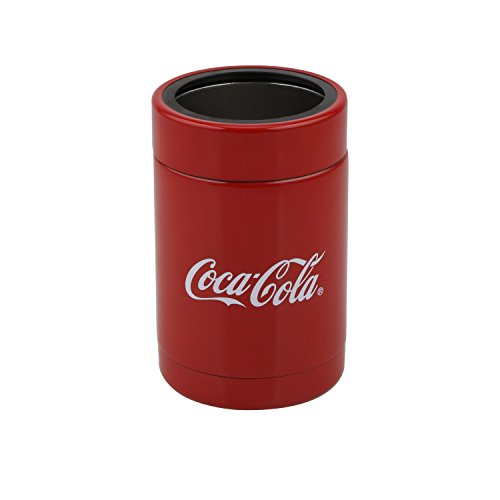Coca-Cola Can Cooler Red