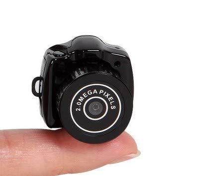 SAUJNN Y3000 Mini Camera DV 720P Mini Thumb Camcorder-Standar Package