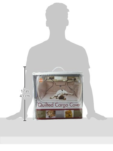 K&H Pet Products Quilted Cargo Pet Cover & Protector Gray by K&H Pet Products (Image #2)