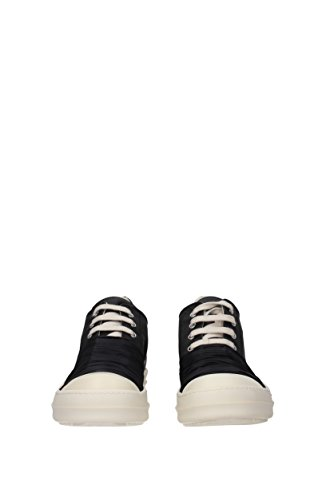 39 RICK DRKSHDW Tessuto UF2802RYEVPBLACKBLACKMILK OWENS OWENS Uomo RICK EU Sneakers 61InxIwqr8