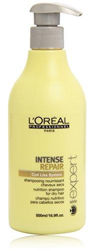 L'Oréal Paris Professionnel Serie Expert Intense Shampoo, 1er Pack (1 x 500 ml)