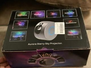 Ultimate Aurora Star Galaxy Projecting Light Aus Version - 7 Mixed Soothing Colours photo review