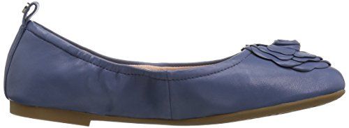 Ballet Rosalyn Flat Women's Taryn Rose Denim TqxtYY