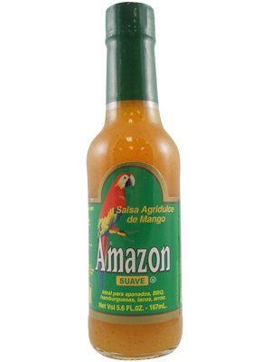 Amazon Hot N Sweet Mango Hot Sauce (Pack of ...