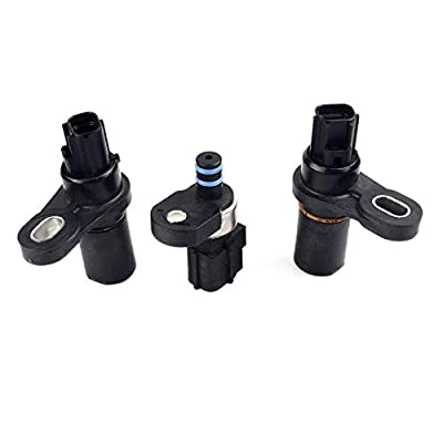 45RFE 545RFE 68RE Transducer Kit,3pcs Updated Pressure Transducer Sensor Set Input Output Transmission Governor Pressure Sensor Transducer: Automotive