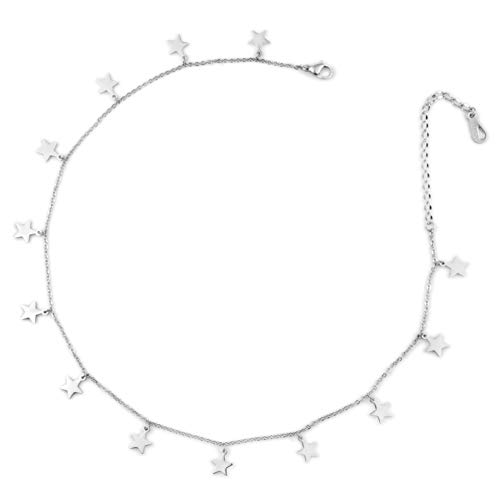 WDSHOW Star Choker Necklaces