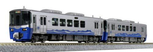 (Kato N Gauge Echigo Tokimeki Railway Sea of   Japan Non-aqueous line ET122 System 2-Car Set 10-1510 Model Railroad)