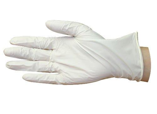 ニトリルグローブ 粉なし 白 Mサイズ 2,000枚/ケース B009LUR02G