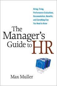 Read Online The Manager's Guide to HR Publisher: AMACOM pdf epub