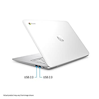 Hp Chromebook, Intel Celeron N2840, 4gb Ram 6
