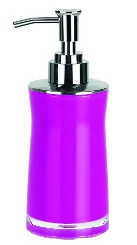 spirella sydney sapone  Spirella 10.15363 - Dispenser per sapone Sidney, acrilico, colore ...