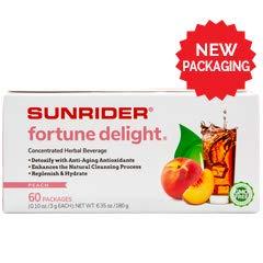 Fortune Delight® 60/3 G Packs (Lemon) by Sunrider