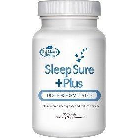 Sleep 30 Tablets - Sleep Sure Plus (30 Tablets) Brand: Bel Marra