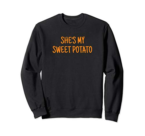She's My Sweet Potato Thanksgiving Couples -