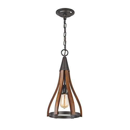 - ELK Lighting 31575/1 Ceiling-Pendant-fixtures 18 x 9 x 9