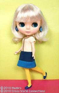 Takara Neo Blythe Doll Simply Vanilla
