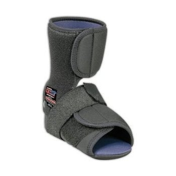 Healwell Cub Plantar Fasciitis Night Splint Right Black Sm